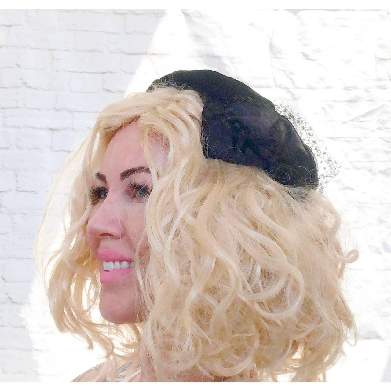 Product Image 1 - Vintage headband fascinator from the