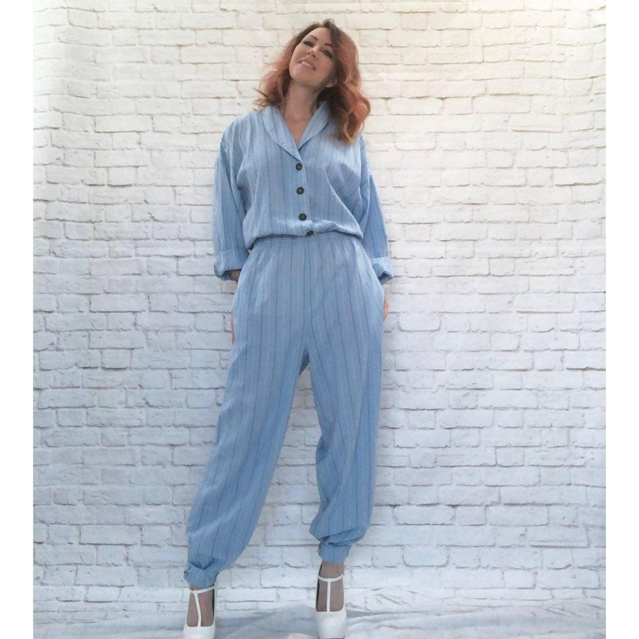 Product Image 1 - Vintage coveralls style jumpsuit from