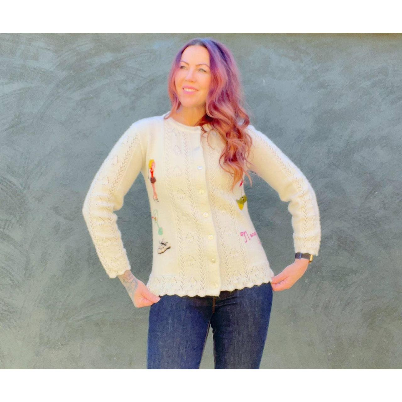 Product Image 1 - Vintage sweater from the 1960s