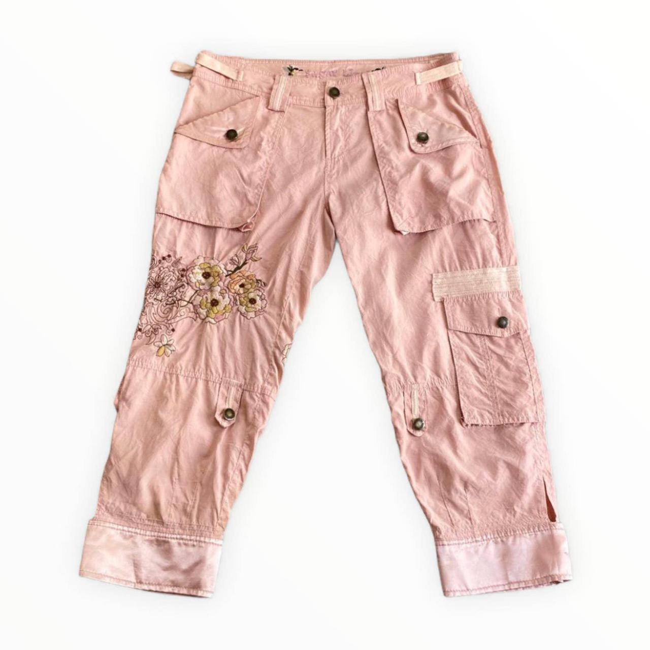 Product Image 1 - Vintage y2k Girly Pink Embroidered