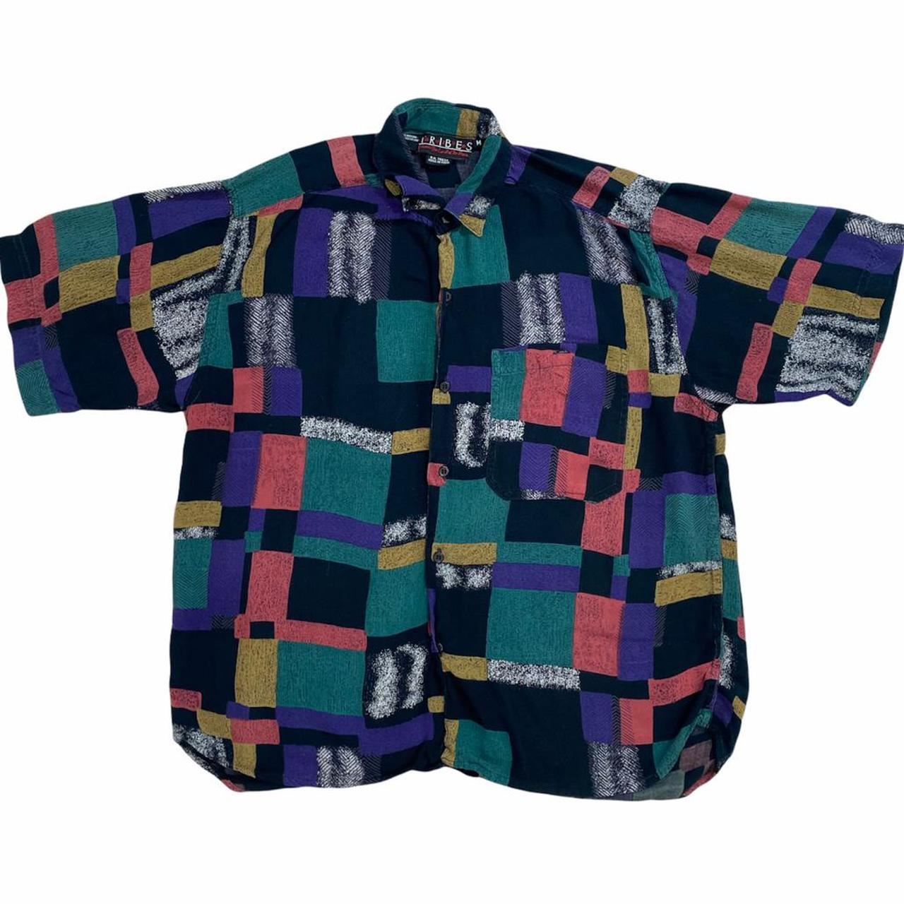 Product Image 1 - Vintage tribe S/S button up.